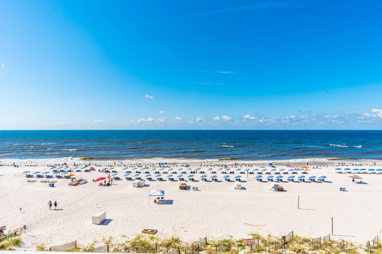 Beachfront Gulf Shores Condo
