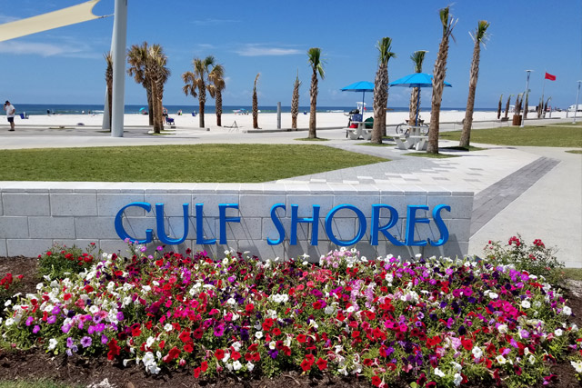 Beachfront Condo Rental in Gulf Shores