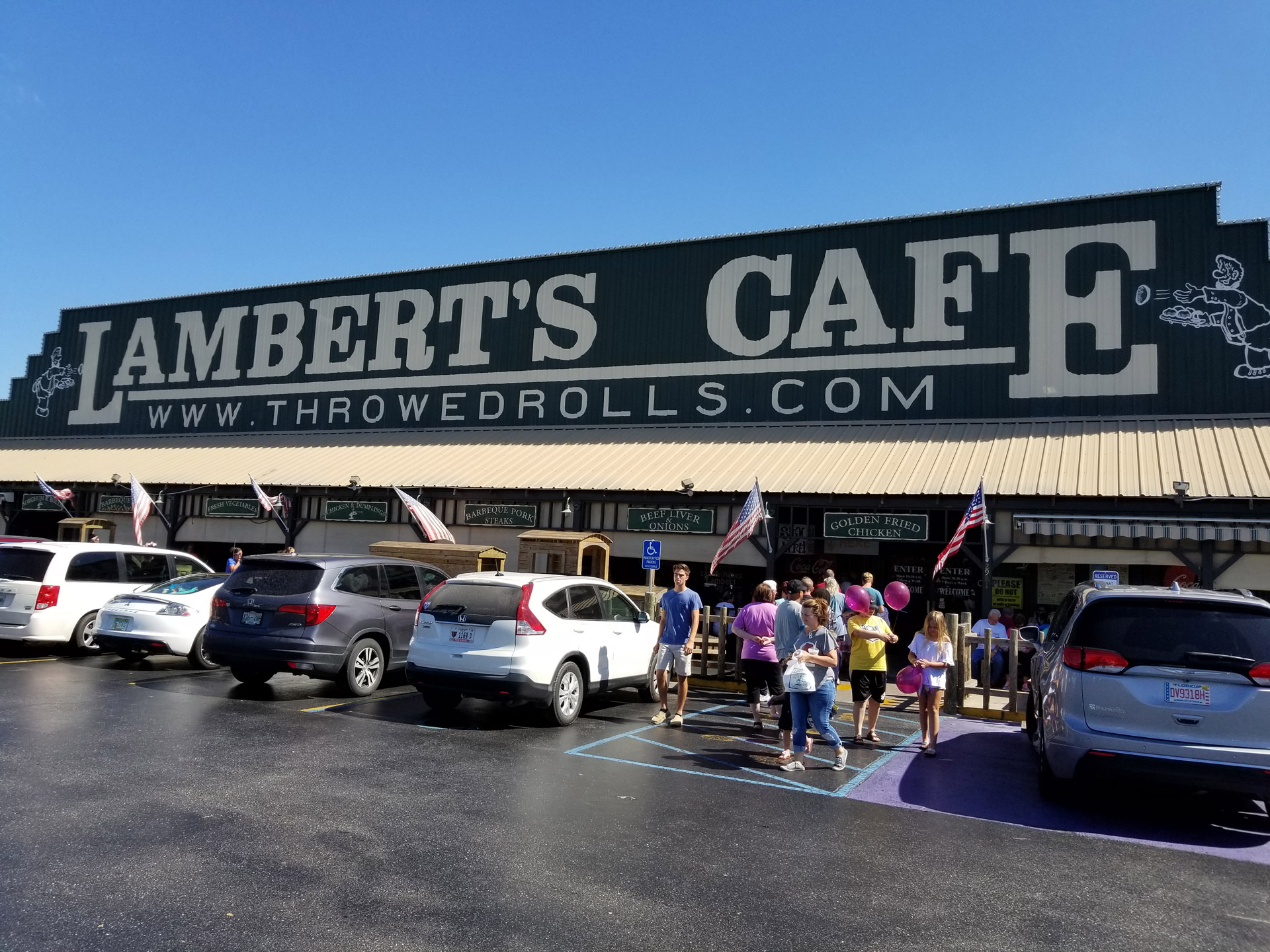 Lambert's Cafe in Gulf Shores